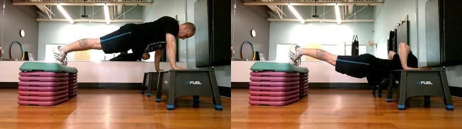 How to do Advanced Atlas Push-Up exercise https://www.getstrong.fit/Atlas-Push-Up-Exercise-Guide/Exercises