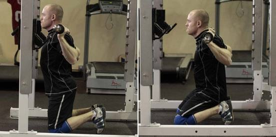 how to do the Kneeling Squat https://www.getstrong.fit/Your-Kneeling-Squat-Exercise-Guide/Exercises