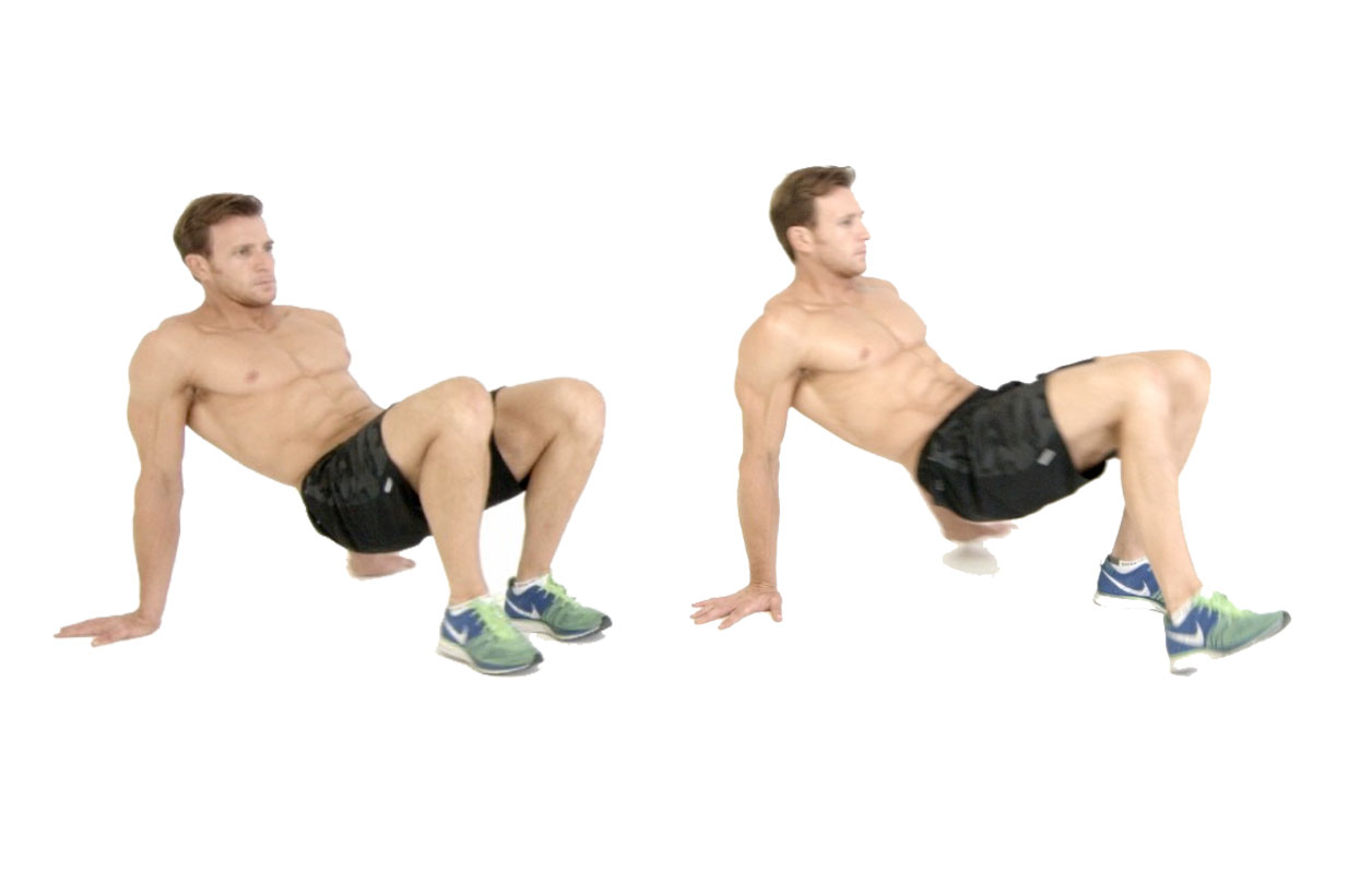 Crab Walk how to https://www.GetStrong.fit